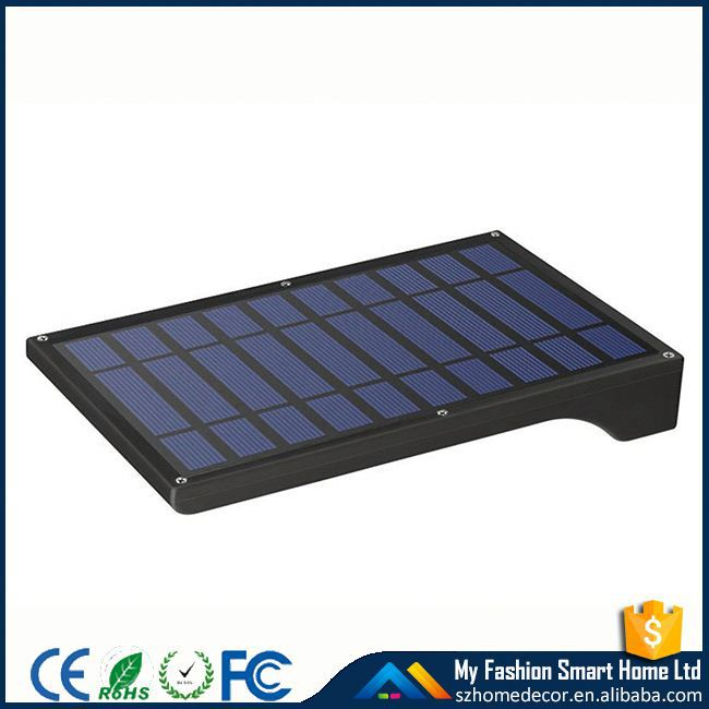 Classic Aluminum Garden Park Yard Waterproof Light Rainproof IP65 5W Low Voltage E27 LED Outdoor Solar Wall Lamp