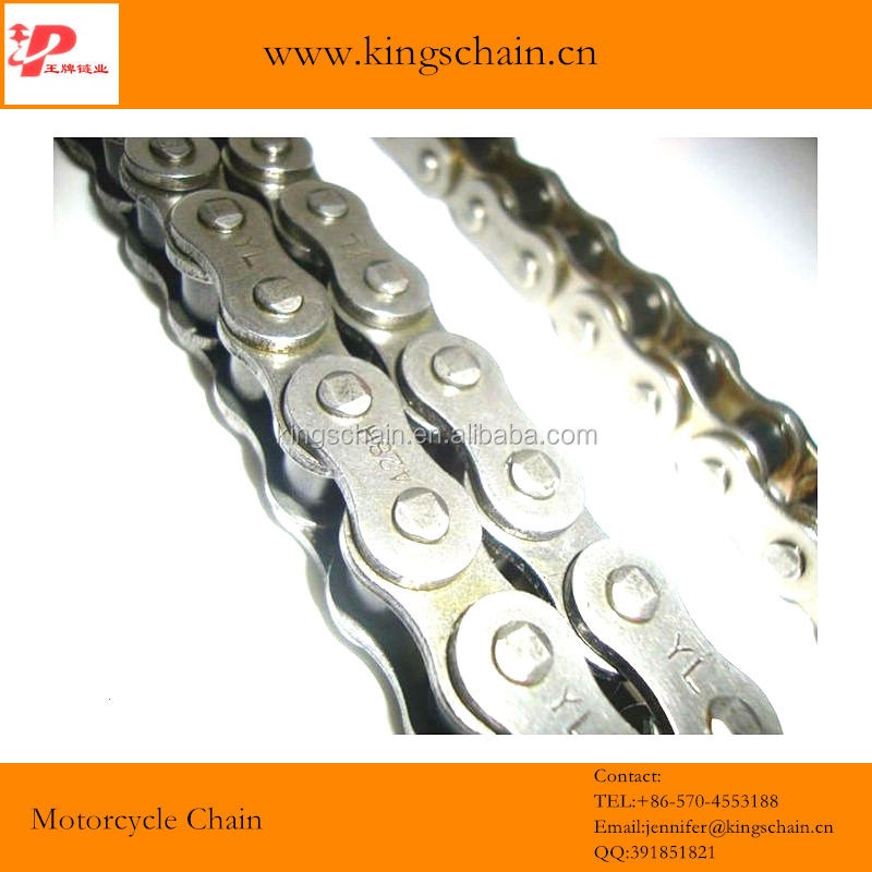 wholesale natural color 428H motorcycle drive chain