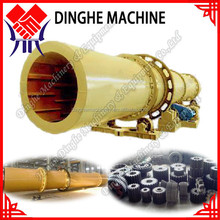 China manufacturer brown coal steam tube rotary dryer