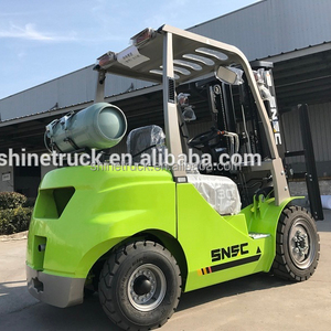 snsc 3t lpg gas propane fuel container forklift for sale