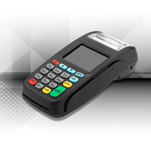 Financial payment banking pos machine for magstripe, chip and contactless debit/credit cards