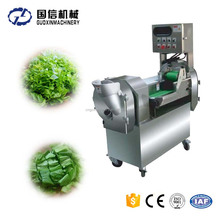 Restaurant Electric Vegetable Cutter Dicer/Industrial Potato Chips Machine/French Fry Potato Cutter