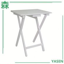 Yasen Houseware Portable Eating Table,Small Portable Folding Table,Portable Wood Table