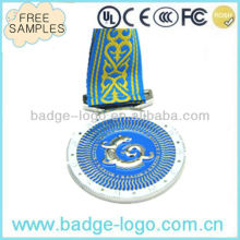 china sport wholesale custom metal medal medallion