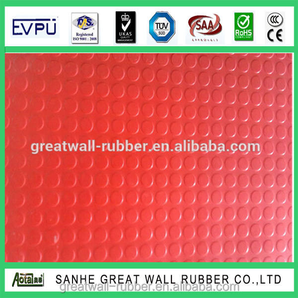 pvc anti slip mat Muti pattern anti slip rubber mats for stairs