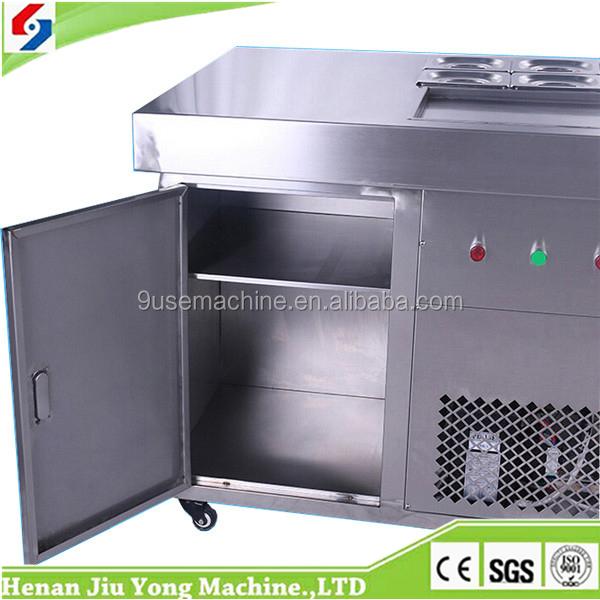 thai rolls machine