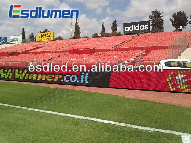 P16 large stadium advertising led display