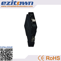 Delivery faster cheap price hydraulic magnetic Mini Circuit breaker