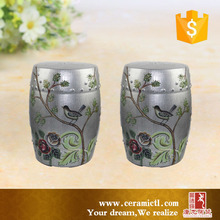 High quality handmade chinese antique porcelain garden stools