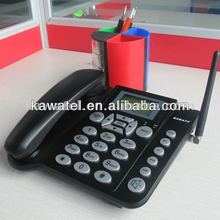 Big display gsm wireless telephone set with caller ID .