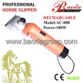 cordless horse shears/rechargeable horse shears