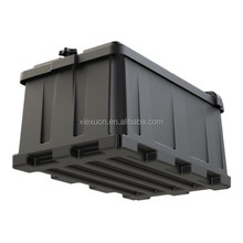 Custom Aluminum Commercial Grade Battery Box For Automative , Marine And RV Battery
