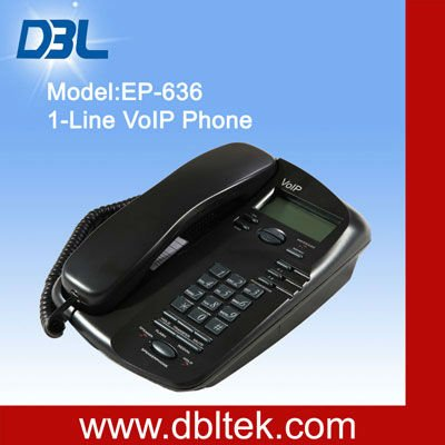 DBL IP Phone Call Center/ip pbx phone system (EP-636)