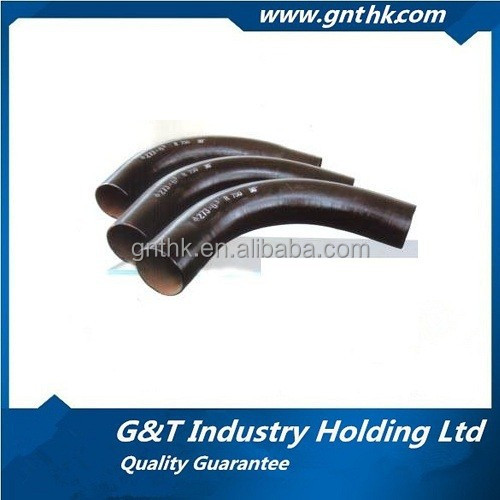 elbow gi pipe bend ASTM A312 TP316