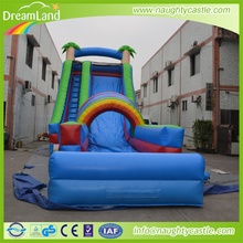 Giant inflatable water slide pvc inflatable toy inflatable jumping bouncer for sale