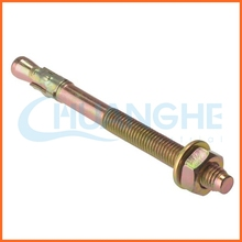 China supplier high quality wholesale chemical anchor bolt m12