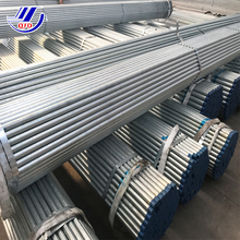 bs 1387 class b galvanized threaded 1 1/4 inch hot dipped galvanized steel pipe