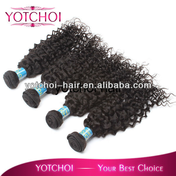 Wholesale natural straight dyeable virgin mongolian kinky curly hair