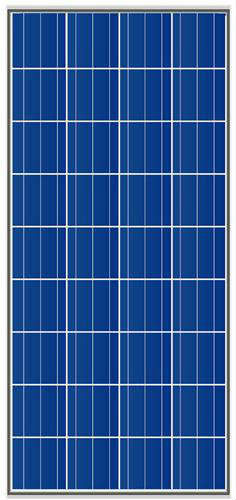 130 Wp Poly Super Power Solar Panel