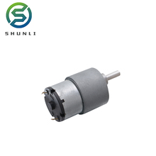 Adjustable dc gear motor 30mm micro dc motor gear 12v