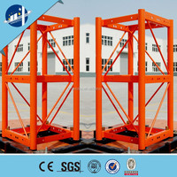 CE approved SC150 construction lift with U-shape mast