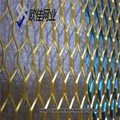 2016 hot sales decorative metal mesh drapery