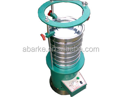 8411 hot sale cheap price Electric Shock sieving Sieve Machine