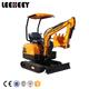 Hydraulic Crawler 1.2 Ton Bucket Mini Digger/Excavator For sale