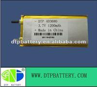 rechargeable nimh batteries