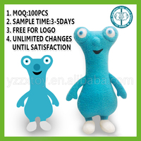 Best made stuffed soft custom top quality plush toy for kids
