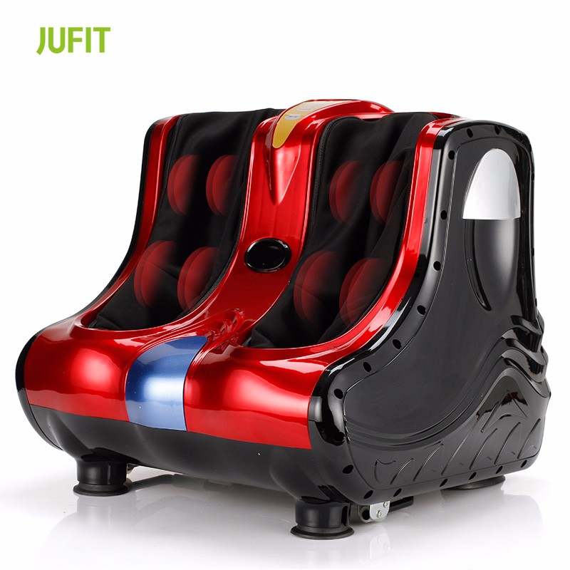 JUFIT Electric Leg Beautician Foot Massager with Foot Calf Muscle