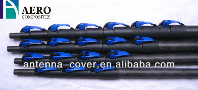 composite telescopic cleaning poles