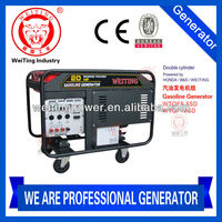 Picture of 1kw to 23kw Electric Generators manufacturer form Chongqing China with best price