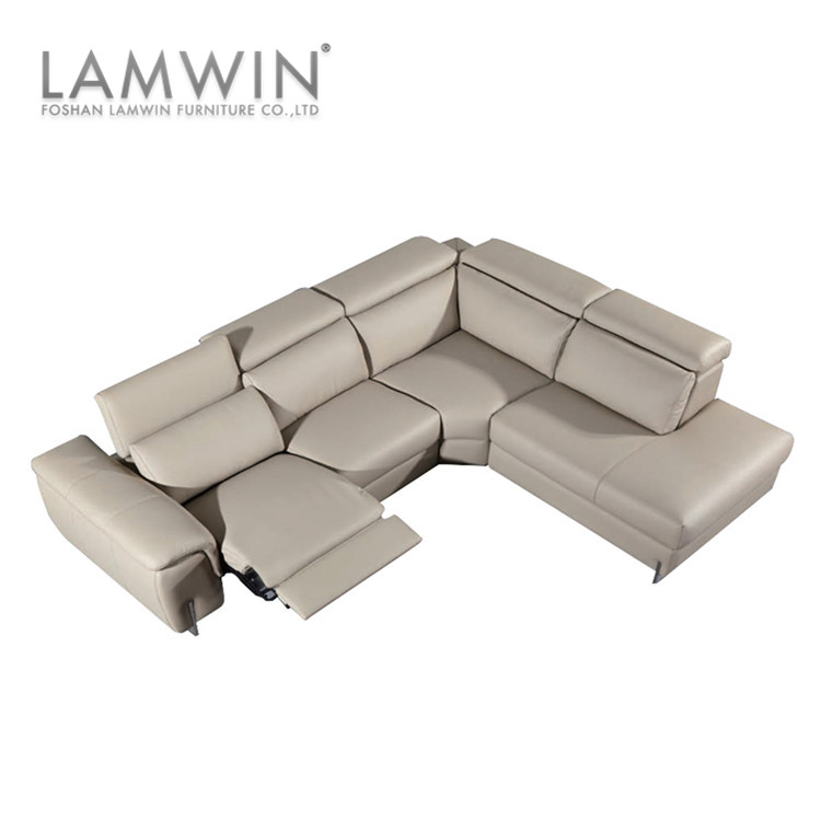 2017 furniture french dream chaise lounge double recliner sofa