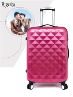 Factory wholesale cheap travel bag trolley luggage 2 wheels travel laptop trolley bag