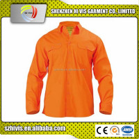 Top quality cheap hi vis sale work safety shirts supplier