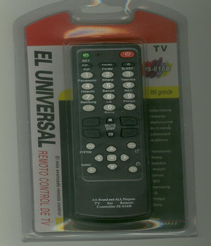 JS-616B Universal TV Remote Control ,FOR ALL COUNTRY