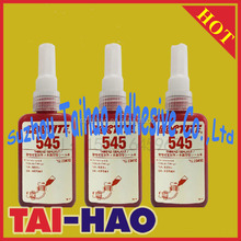 Hydraulic pressure waterproof sealant for loctite thread sealant 545 with low strength