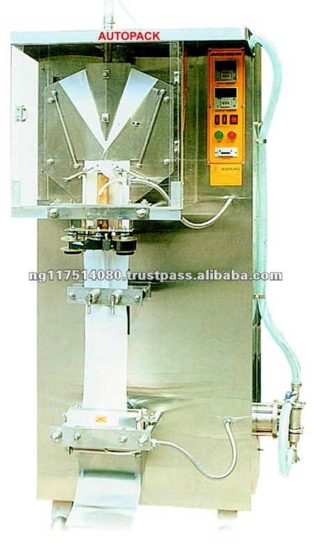 Automatic Pouch Filling & Sealing Machine (600ML)