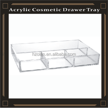 cosmetic drawers organizer trays