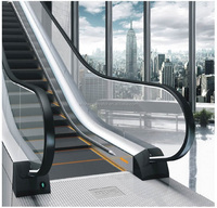 High qualigy indoor & outer door ESCALATOR Sino-Germany joint venture