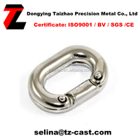 Stainless Steel Split Connecting Chain Link for sale