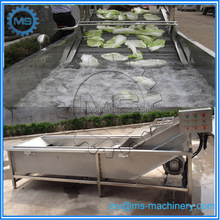 Best quality stainless steel commercial leafy fruits vegetable washer