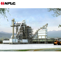 NFLG factory direct sell large capacity plant asphalt mobile with competitive price