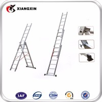 Safety 36 Ft 28 32 Foot Aluminum Extension Ladder
