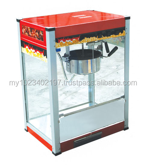 Commercial Popcorn Machine EB-08