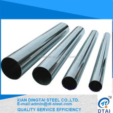 mirror polishing stainless steel pipes 304 201 316