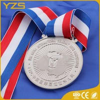 factory custom metal Culinary Arts Competition medal