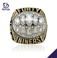1994 Forty Niners Championship wholesale stretch rings