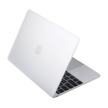 Eco-friendly laptop clear protective matte texture hard shell case for Macbook Air 12 13